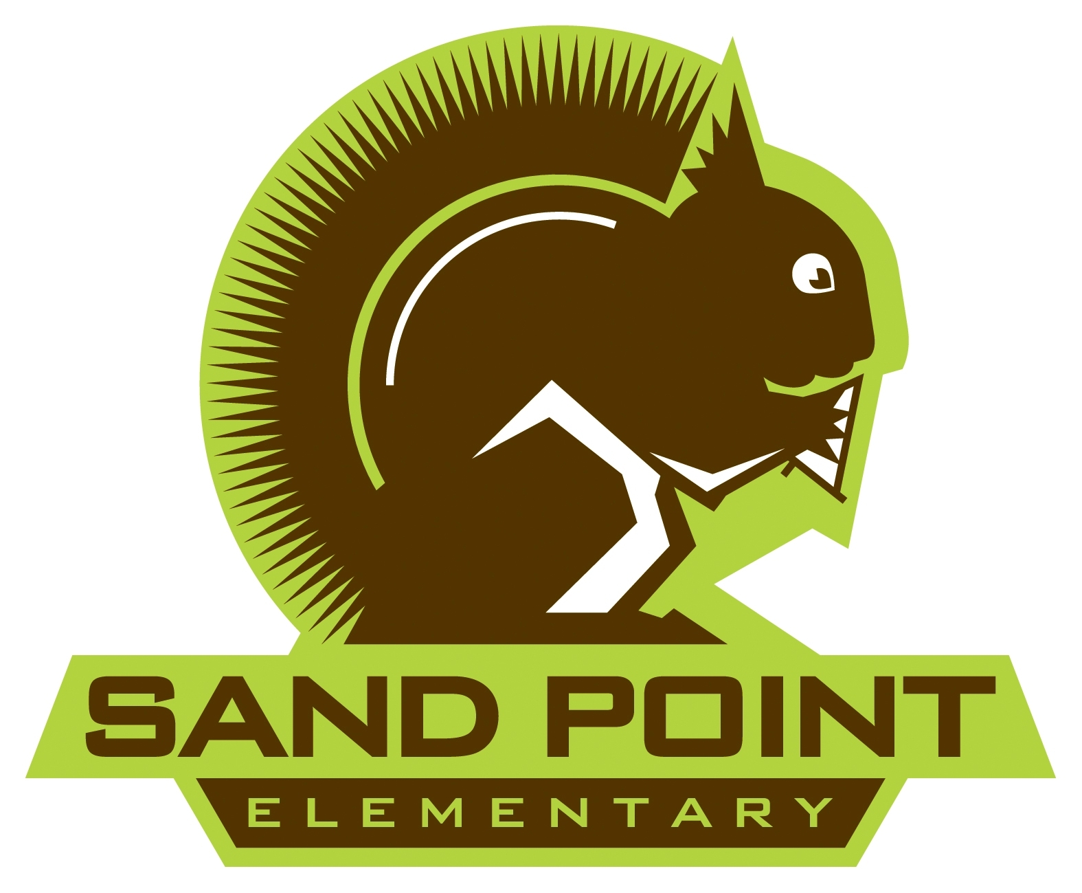 Sand Point Elementary logo
